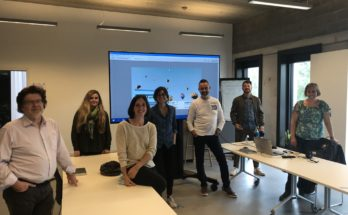 Emmaüs Connect, Digipolis, WeTechCare et le Centre de compétences des EPN de Wallonie